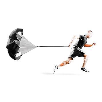 Facilidad de fútbol entrenamiento de resistencia paraguas paraguas de fitness running explosiva velocidad paraguas de pista