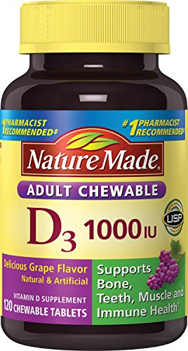 Nature Made Gummy Adult Vitamins Iron