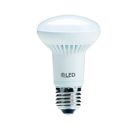 RLED 50-163-08-400 - Bombilla LED, R63, E27,