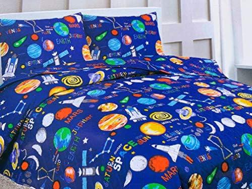 Sapphire Home Bedspread Coverlet Multicolor