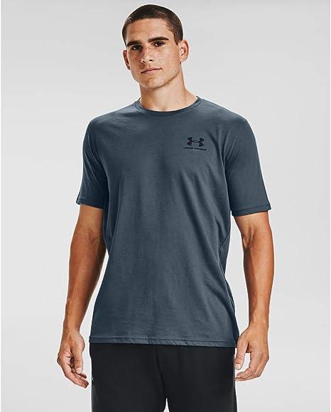 Details about  /Under Armour MEN Athletic loose training shirt Heatgear 1326413-628