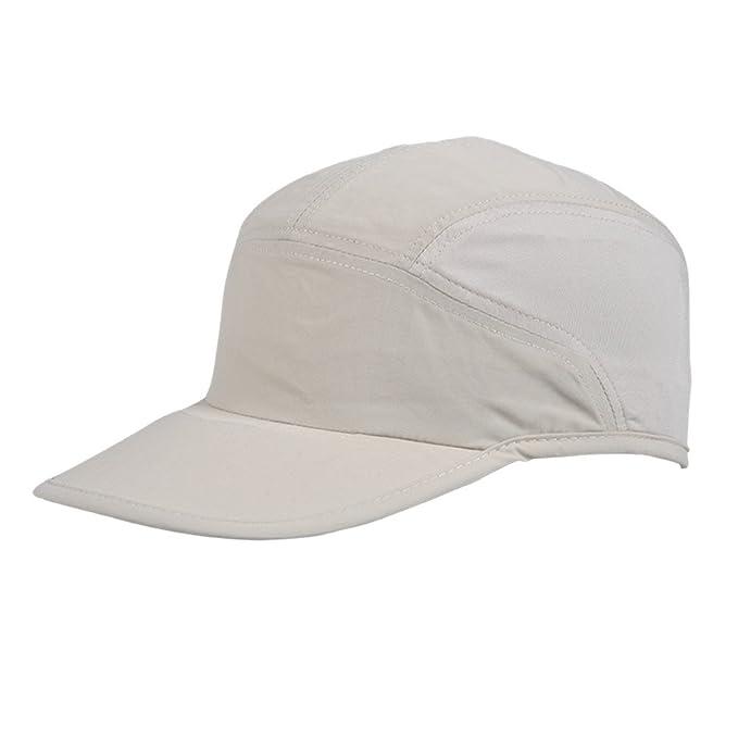 Kenmont Golf UPF 50+ UV Cut Adjustable Cool Baseball Cap Outdoor Sun  Protection Sun Hats ae87aa24144