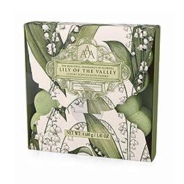 Aromas Artesanales De Antigua Lily of the Valley Bath Fizzer 4 x 40g