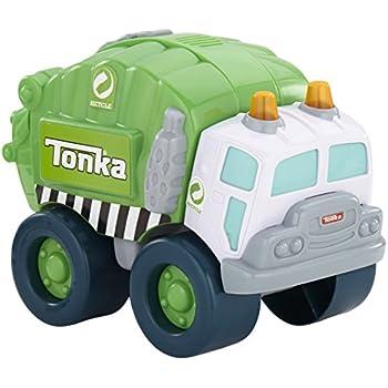 Amazon Com Tonka Light And Sound Wobble Wheels Fire Truck