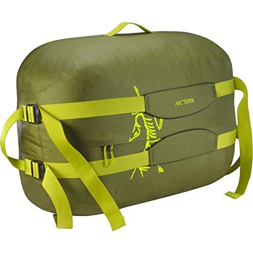 Arcteryx Carrier Duffle 75 Bag Avocado One Size by Arc'teryx