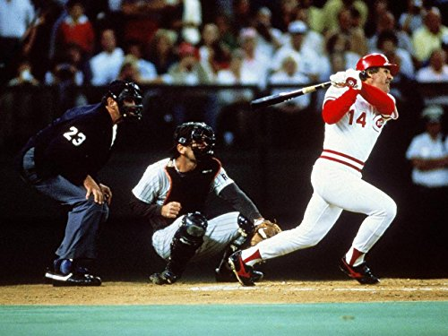 Pete Rose Hits Record - 5