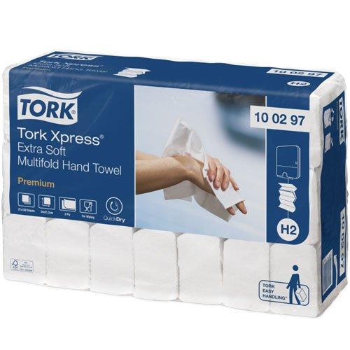 Tork 100297 Witte papieren handdoek 100297, 8,38 cm, 13,5 cm, 6,21 kg, 393,7 mm, 610 mm, 213,4 mm