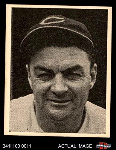 1941 Harry Hartman # 29 James Wilson Cincinnati Reds (Baseball Card) Dean\'s Cards 6 - EX/MT Reds 51PuCBWP97L