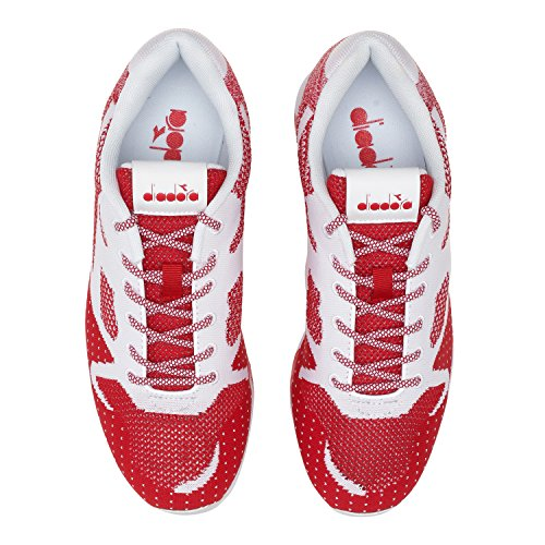 Gymnastique Homme Diadora C3718 ROUGE II Chaussures BLANC FEUX de V7000 Weave XqOxwUnrXY