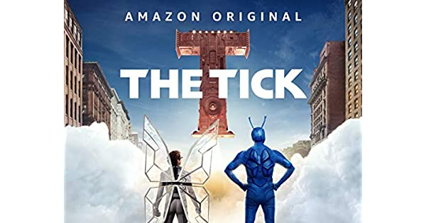 Amazon.com: The Tick: Peter Serafinowicz, Griffin Newman, Valorie ...