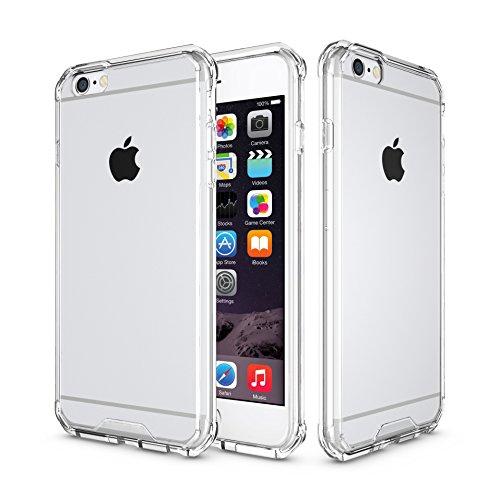 iPhone 6 Plus Case, iPhone 6S Plus Case, HeeBin Shock Absorbing Soft...