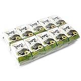 Daechun(Choi's1) Seaweed Snack, (Pack of 20), Sea