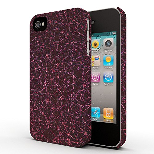Koveru Back Cover Case for Apple iPhone 4/4S - Lava