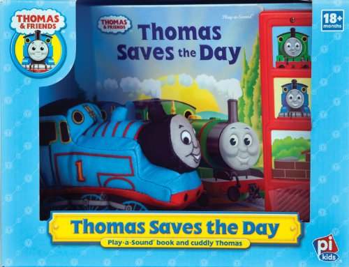 Thomas and Friends Sound Book and Thomas Plush Toy (Thomas & Friends)