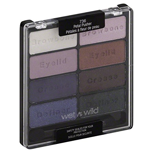 Eye Shadow Petal (Wet n Wild Color Icon Eyeshadow Collection 736 Petal)