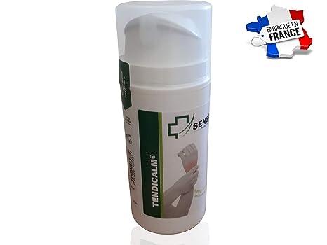 Crema de masaje tendicalm – soulage y Apaise los tendinites y Dolores musculaires – ☆ en
