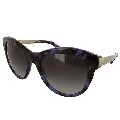 9c102d2097bb Amazon.com  Dolce   Gabbana Women s 4243 28908G Violet Cubes   Gold Frame Grey  Gradient Lens Metal Plastic Sunglasses  Shoes