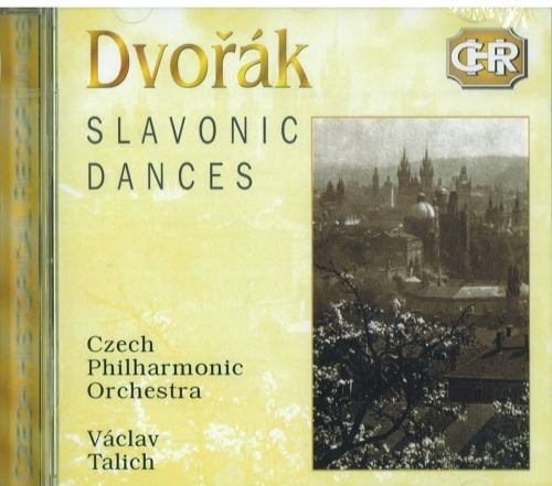 1935 Dvorak's Slavonic Dances