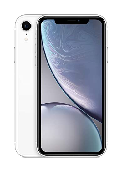 00357df21f9 Apple iPhone XR (64GB) - White  Amazon.in  Electronics