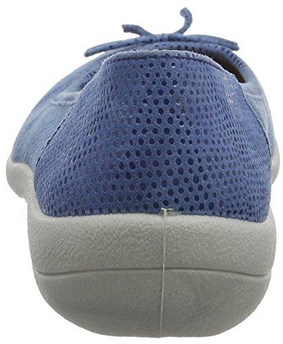 Bailarinas Blue Padders para Roxy Azul Mujer qF658v