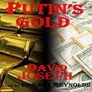 Putin's Gold Audiobook