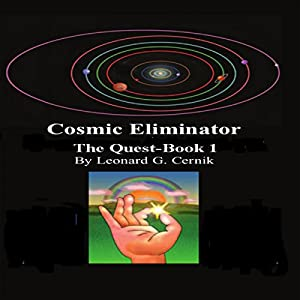 Cosmic Eliminator Audiobook