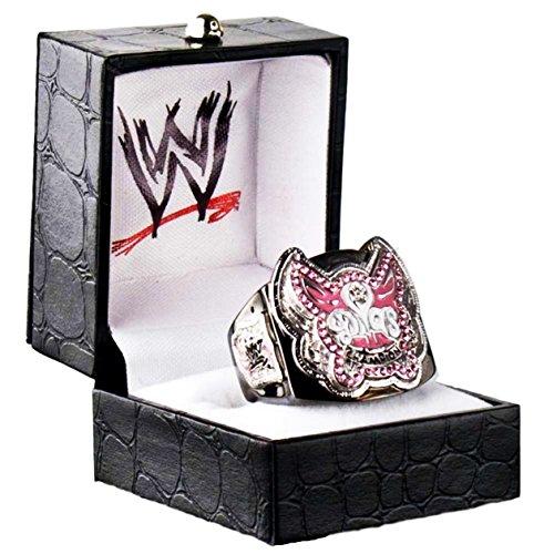 Mainstreet247 WWE Diva Championship Unisex Ring Size 7 by Mainstreet247