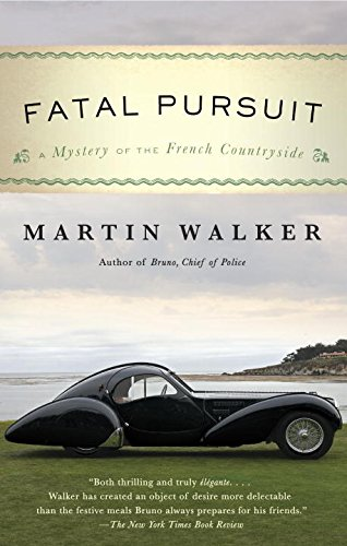 Fatal Pursuit (Bruno, Chief of Police Series)