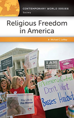 Religious Freedom in America: A Reference Handbook (Contemporary World Issues)
