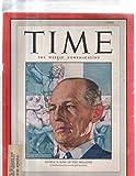 Time Magazine 1947 February 24 George II, King of the Hellenes