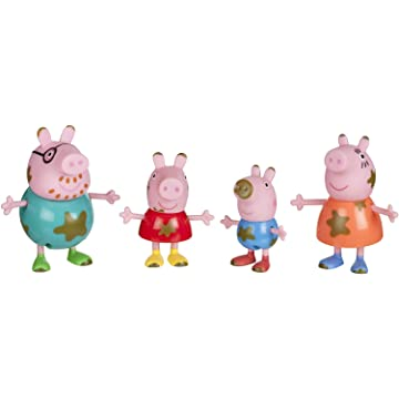 Muddy Puddles Family