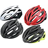 Louis Garneau – HG Men's Sharp Helmet, Small, White/Black Review