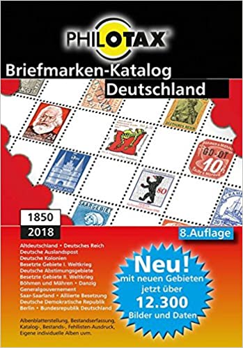 briefmarkenkatalog deutschland
