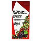 (8 PACK) - Salus Floradix Liquid Iron Formula | 500ml | 8 PACK - SUPER SAVER - SAVE MONEY