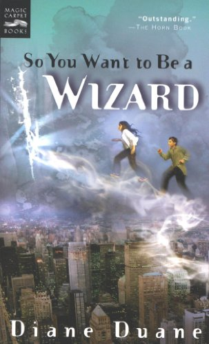 So You Want to Be a Wizard (Young Wizards Series Book - Suspension 10 Linear
