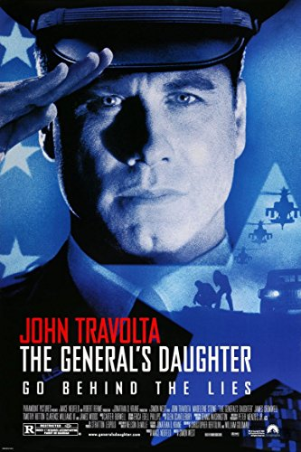 Kirbis The Generals Daughter Movie Poster 18 x 28 Inches