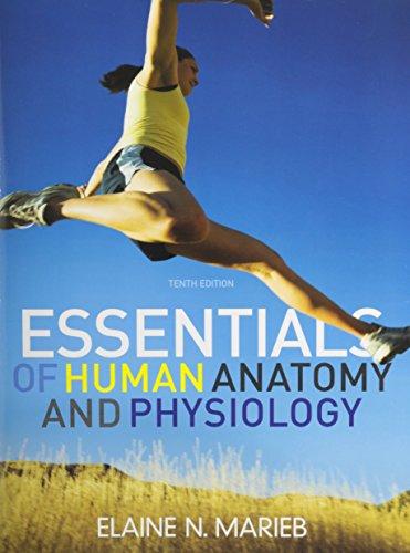 Essentials of Human Anatomy & Physiology Laboratory Manual, Essentials of Human Anatomy & Physiology Plus Master