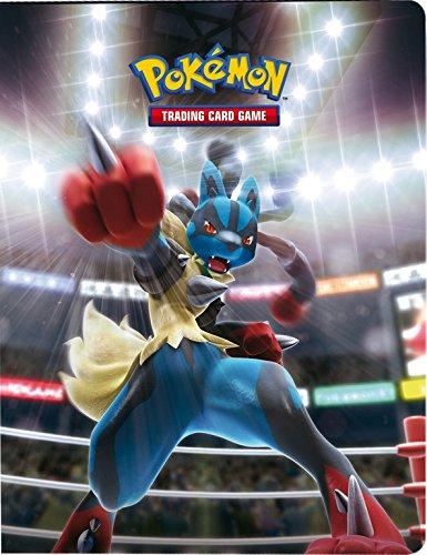 Pokémon - 84299 - Cartes À Collectionner - Cahier Range-cartes - XY03 - Poings Furieux - 180 cartes