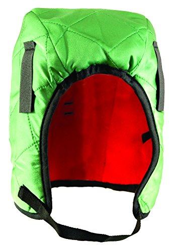 Occunomix - Forro para gorra de invierno con forro Sherpa, nailon acolchado / 3 capas/espuma de 2 mm, Green (Pack of 1),...
