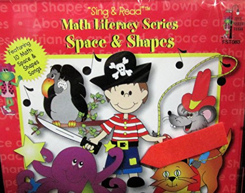 Sing & Read Math Literacy Space and Shapes, Frog Street Press