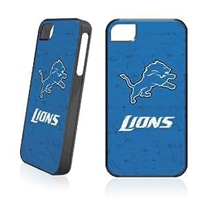 NFL - Detroit Lions - Detroit Lions Distressed - iPhone 4 & 4s - LeNu Case by supermalls