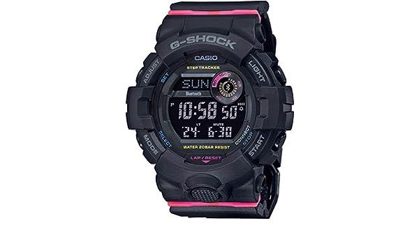 Casio G-Shock G-Squad Fitness Tracker GMD-B800SC-1ER: Amazon.es ...