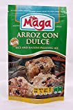 ARROZ CON DULCE - Rice & Raisin Pudding Mix Puerto Rico Style - by Maga Foods Puerto Rico - 8 Oz (Count of 2)