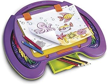 COLEPROFE Mi Estuche Proyector de Dibujo: Amazon.es: Juguetes y juegos