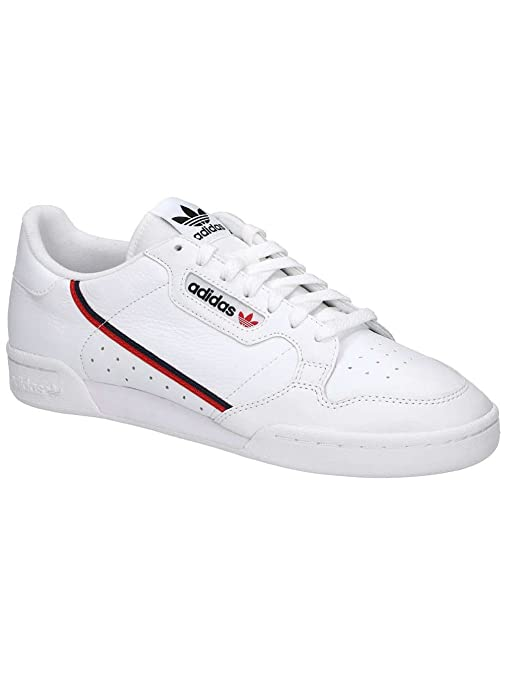 new style ef4f3 a1d90 adidas Continental 80 Trainers White 10 UK Amazon.co.uk Shoe