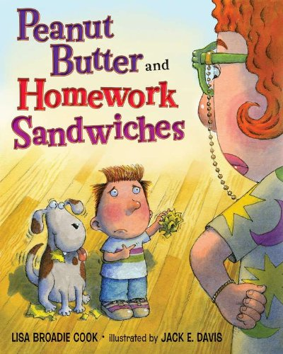 Ridge Butter - Peanut Butter and Homework Sandwiches