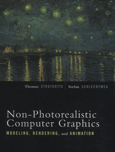 Download Non-Photorealistic Computer Graphics: Modeling, Rendering, and Animation (The Morgan Kaufmann Series in Computer Graphics) Pdf