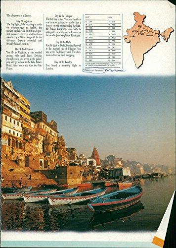 Vintage photo of Jaisalmer Fort