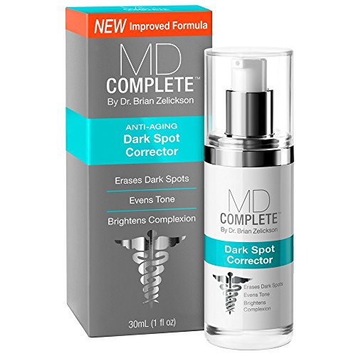 MD Complete by Dr. Brian Zelickson 2% Hydroquinone DARK SPOT Corrector