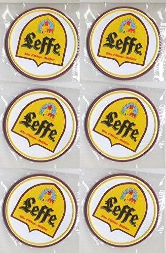 leffe-belgian-abbey-ale-bar-coasters-spill-mats-set-of-6